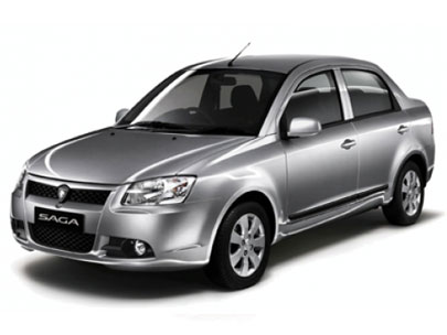 Kereta Sewa Proton Saga Kajang Murah